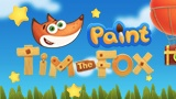 Tim the Fox - Paint