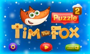 Tim the Fox Puzzle 2